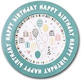 "Happy Birthday Plate, 10"" Ceramic"