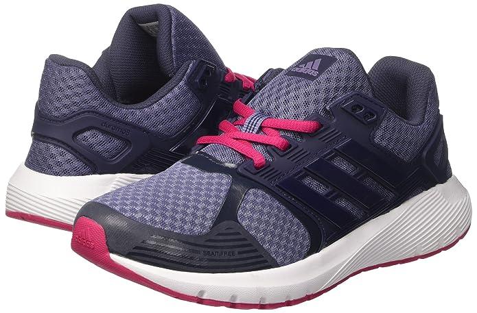 Amazon.com | adidas Women Running Shoes Duramo 8 Training Grey/Pink BB4674 (US 5.5) | Running