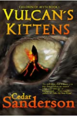 Vulcan's Kittens (Children of Myth Book 1) Kindle Edition