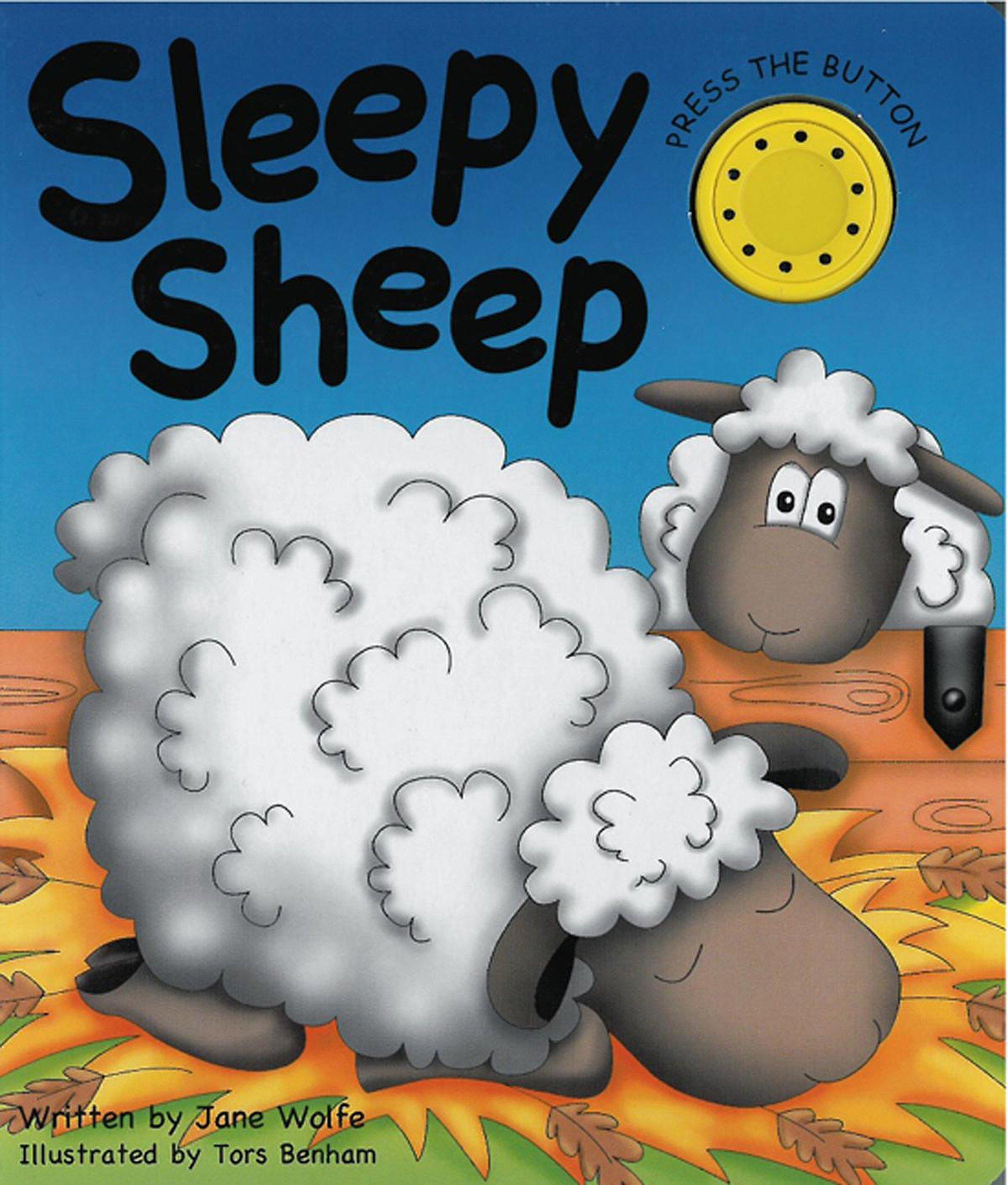 SLEEPY SHEEP: (A NOISY BOOK) pdf epub