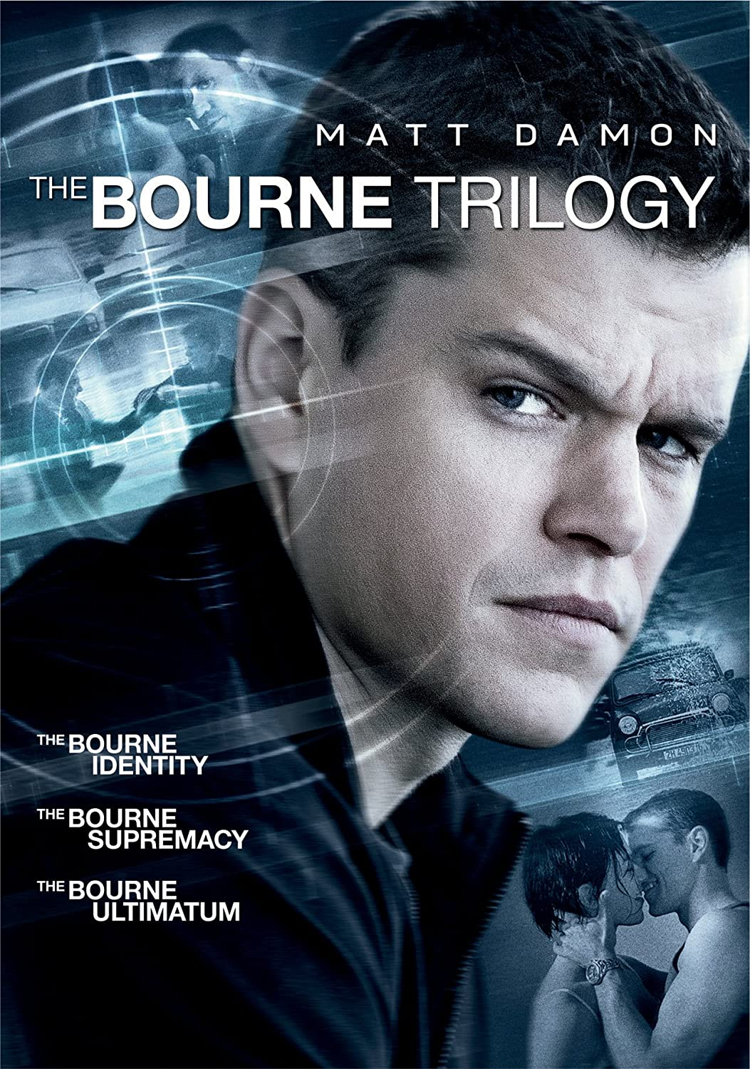 Bourne Supremacy Poster