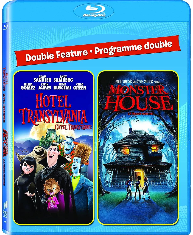 Amazon.com: Hotel Transylvania / Monster House (Double ...