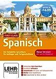 First Class Sprachkurs Spanisch 16.0