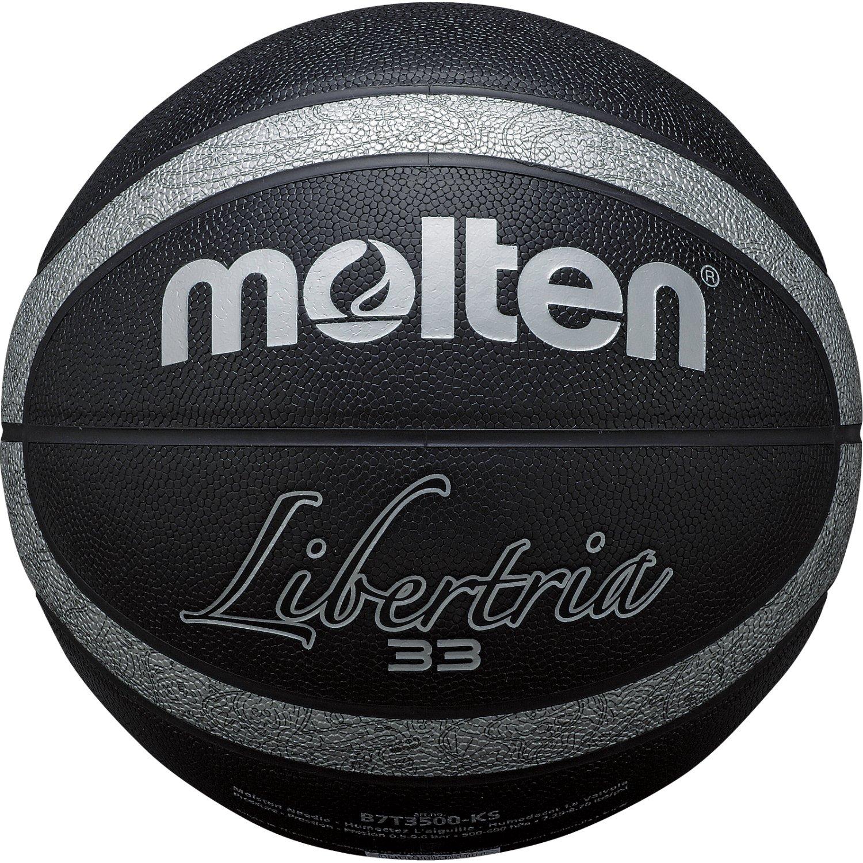 Molten B7T3500-KS Pelota de baloncesto outdoor, talla 7: molten ...