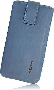 OrLine – Funda calcetín para Samsung Galaxy S9 Carcasa Funda Piel ...