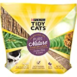 Purina Tidy Cats Pure Nature Cedar, Pine & Corn Clumping, Lightweight, Natural Cat Litter