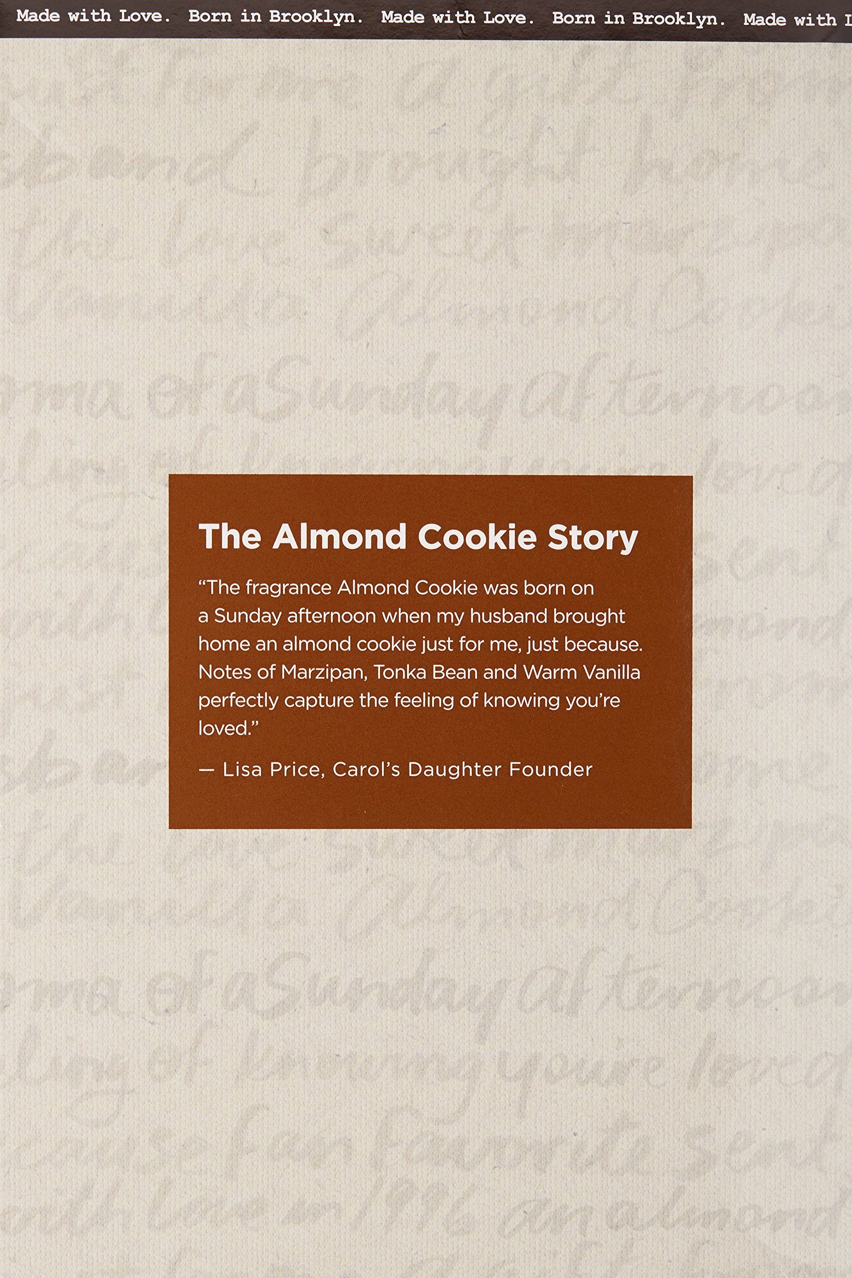 Carols Daughter Almond Cookie Body Gift Set for Dry Skin by Carol's Daughter (Image #2)