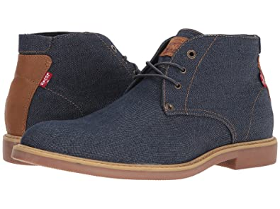 pas cher pour réduction 96f6a d5ab3 Levi's Men's Monroe Denim Oxford