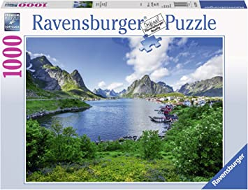 Ravensburger on The Lofoten Jigsaw Puzzle (1000 Piece)