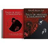 Edgar Allan Poe: Tales of Mystery & Imagination: Slip-cased Edition (Arcturus Slipcased Classics)