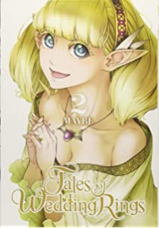 Tales Of Wedding Rings Vol 1 Maybe 9780316416160 Amazon Com Books