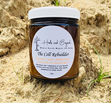 Amazon Com Dr Sebi Bladderwrack And Sea Moss W Burdock Root Powder