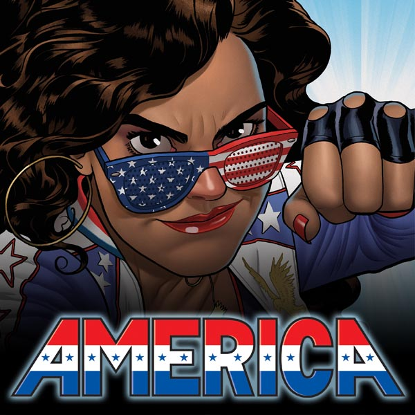 America (2017-2018) (Issues) (13 Book Series)