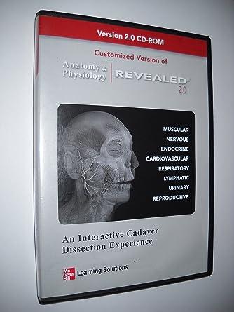 Amazon.com: Anatomy & Physiology Revealed 2.0: An Interactive ...