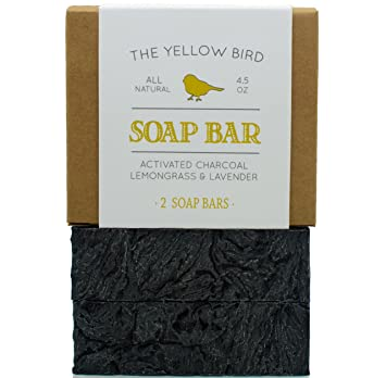 Review Charcoal Soap (2 Bar