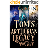 Tom's Arthurian Legacy Box Set: Books 1-3
