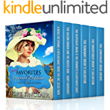 Mail Order Bride: Hope's Favorites SPECIAL EDITION Mail Order Bride 6 Book Box Set (Historical Western Romance)