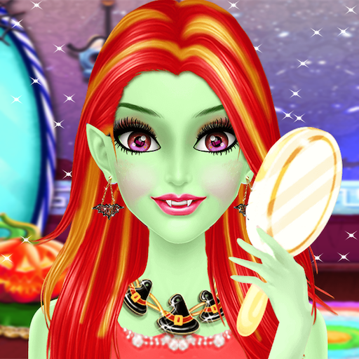 Halloween Princess Makeover: Ready For the Party ?