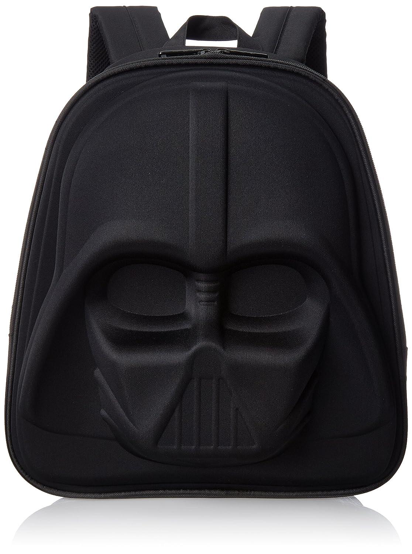 Star Wars Darth Vader 3D Molded Nylon Backpack B00WZHRIHY