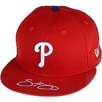 Scott Kingery Philadelphia Phillies Autographed New Era Cap - Fanatics Authentic Certified - Autographed Hats photo
