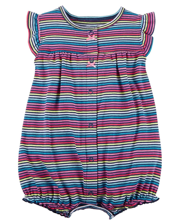 国内初の直営店 Carter's 6 SHIRT ベビーガールズ Carter's B077XX2G8L Multi/Pink Stripe Multi/Pink 6 Months 6 Months Multi/Pink Stripe, 大瑠堂:e8229ea6 --- arianechie.dominiotemporario.com
