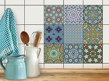 piastrelle decorazioni decorative | adesivi per piastrelle adesivo ... - Mattonelle Adesive Per Cucina