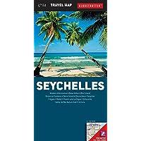 Seychelles Travel Map, 5th