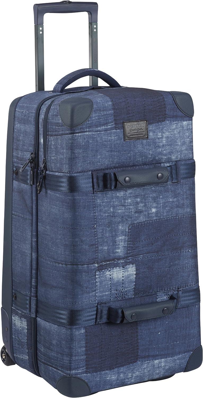 [バートン] スーツケース WHEELIE DOUBLE DECK 保証付 86L 71cm 5.2kg 14944105016 B071VMNC8FINDOHOBO PRINT
