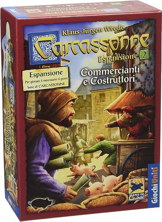 Carcassonne Espansione 5 Abbazie E Borgomastri Gioco Da Tavolo GU319//1