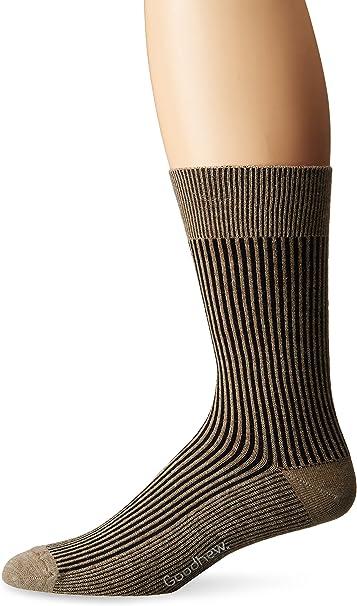Sockwell Mens Pinwhale Socks Medium//Large Charcoal Goodhew LD22M