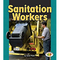Sanitation Workers (Pull Ahead Books ― Community Helpers)