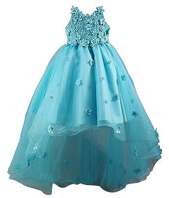 07db95d870557 Boutique-Magique Robe Mariage Enfant Demoiselle d honneur  Amazon.fr ...