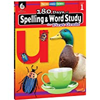 180 Days of Spelling and Word Study for First Grade