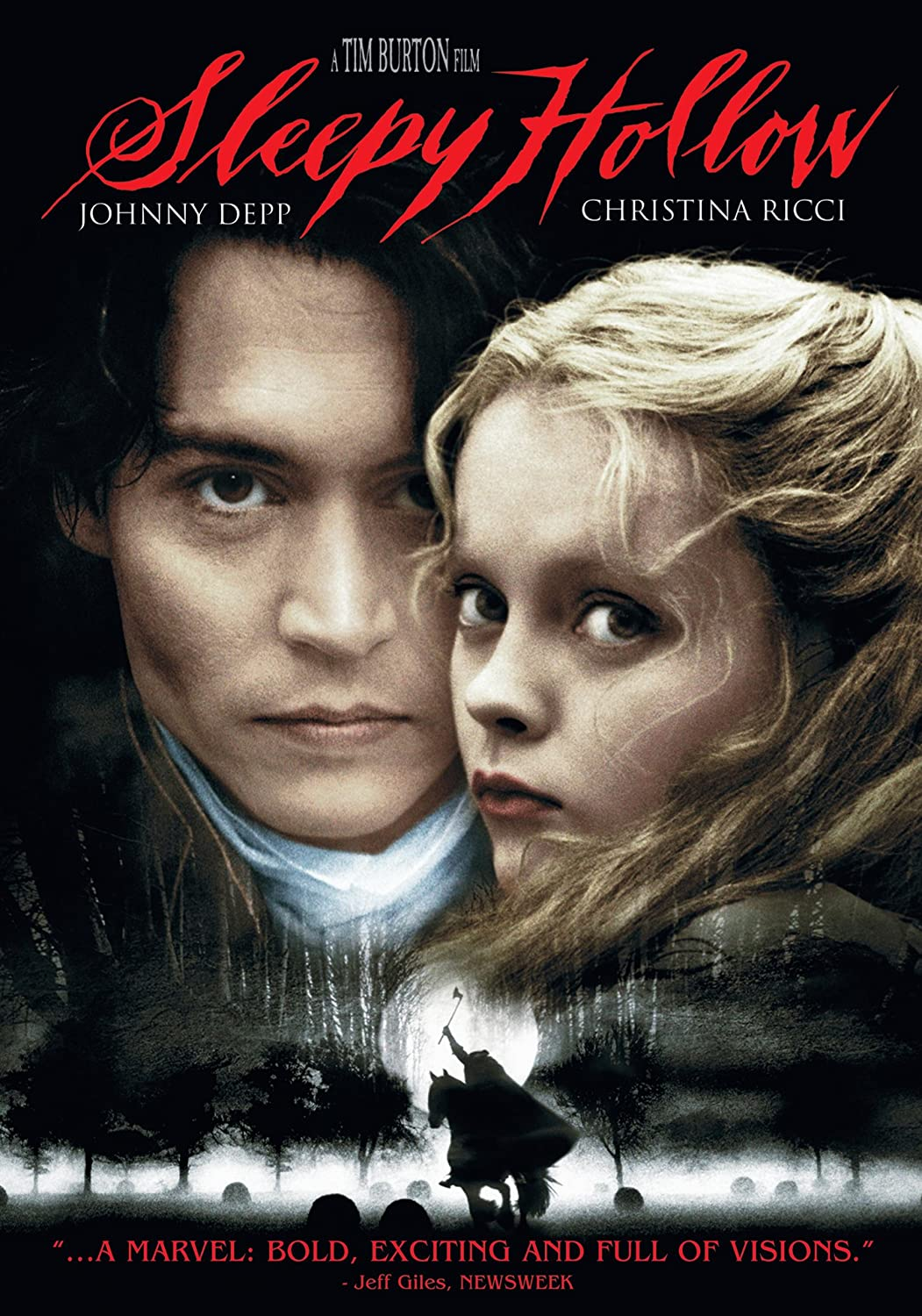 Download image 1700s woman portrait pc android iphone and ipad - Amazon Com Sleepy Hollow 1999 Johnny Depp Christina Ricci Miranda Richardson Michael Gambon Casper Van Dien Jeffrey Jones Richard Griffiths