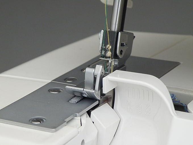 Máquina de Coser Overlock Jaguar 096 3/4/ Hilo, con Alimentación / Transporte Diferencial: Amazon.es: Hogar