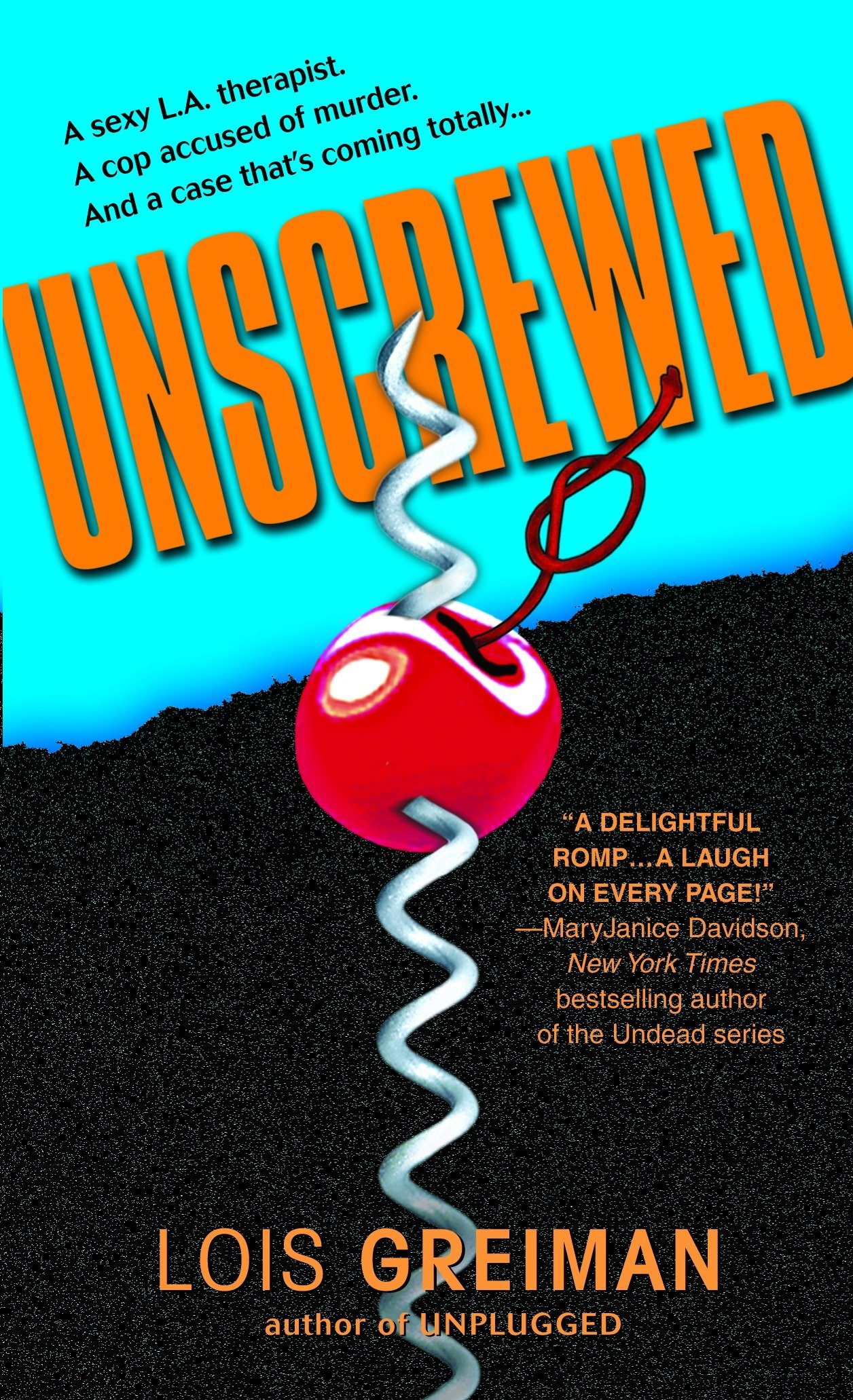 unfortunate chrissy mcmullen mystery series