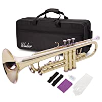 Windsor Student Bb Trumpet with Case