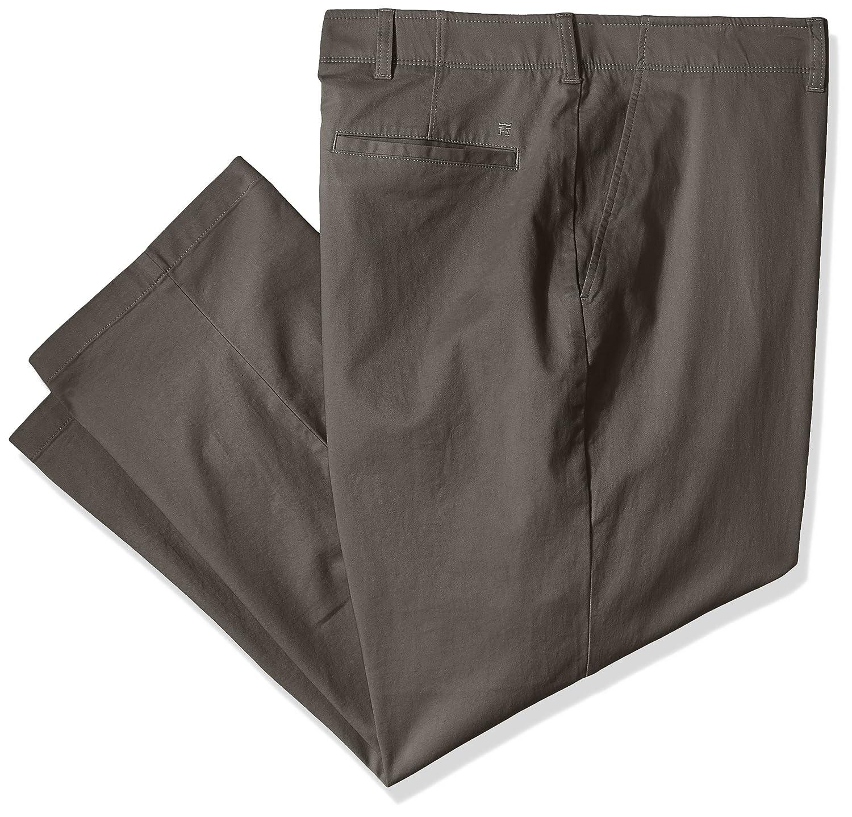 Haggar Men's Big and Tall Coastal Comfort Classic Fit Superflex Flat Front Pant Haggar Men's Bottoms HC90223