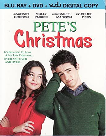petes christmas blu ray dvd vudu digital copy 2013 - Christmas Movies 2013