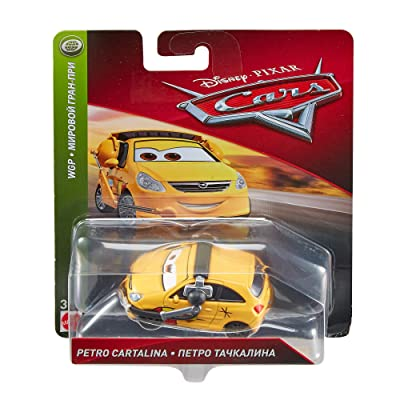 Disney Pixar Cars Die-cast Miguel's Crew Chief Vehicle: Toys & Games