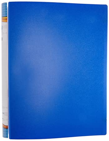 Solo EF 101 Expando File A4   Blue Clipboards   Form Holders available at Amazon for Rs.120