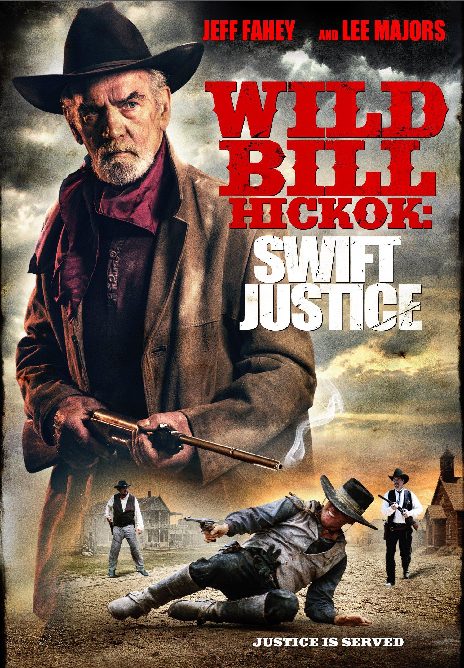 DVD : Wild Bill Hickock: Swift Justice (Widescreen)
