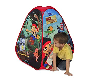 Knorrtoys N6636 Popup Tent - Jake and the Neverland Pirates by Knorrtoys  sc 1 st  Amazon.com & Amazon.com: Knorrtoys N6636 Popup Tent - Jake and the Neverland ...