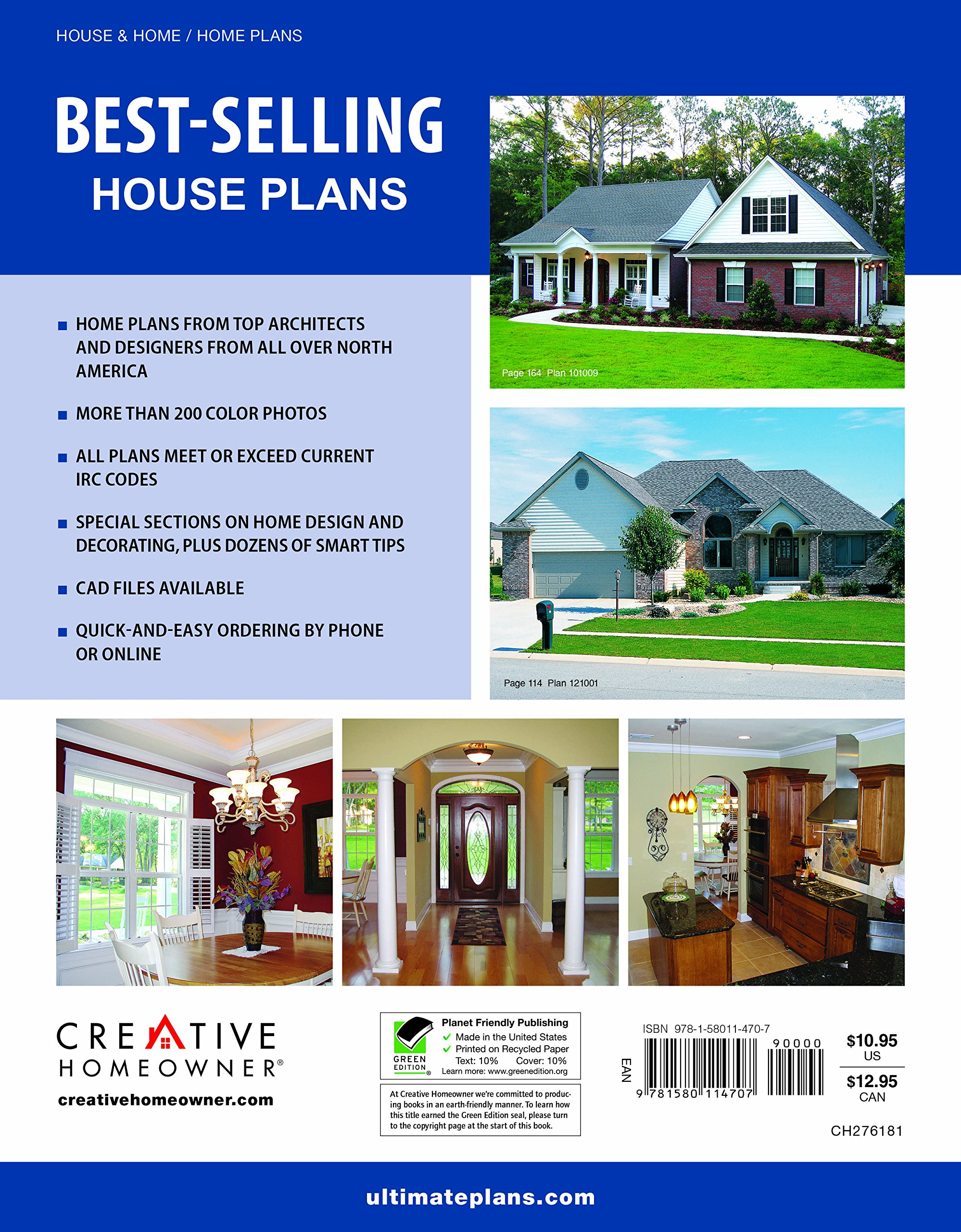 Home ing books homemade ftempo for Top selling house plans