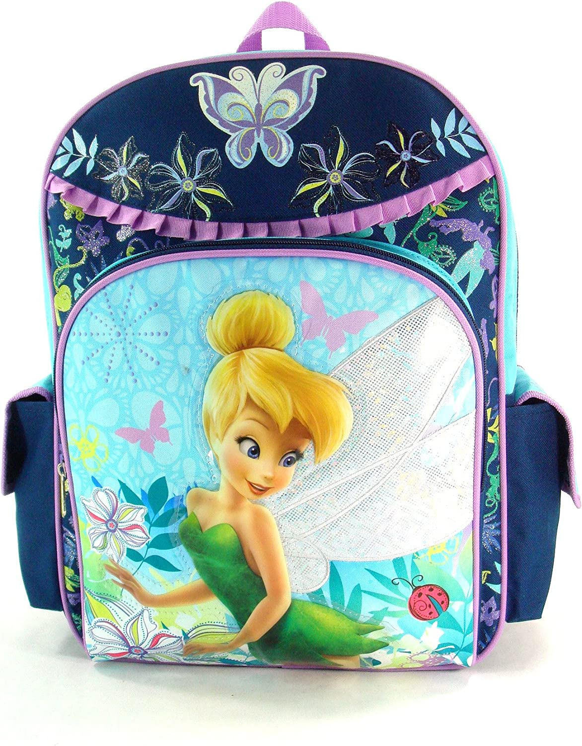 Disney's Tinkerbell Large 16 Backpack