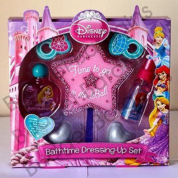 af331cb4ced1e Disney Princess Bath Time Dressing-Up Set Christmas Gift Dress Up ...