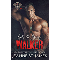 Guts & Glory: Walker (In the Shadows Security Book 4) (English Edition)