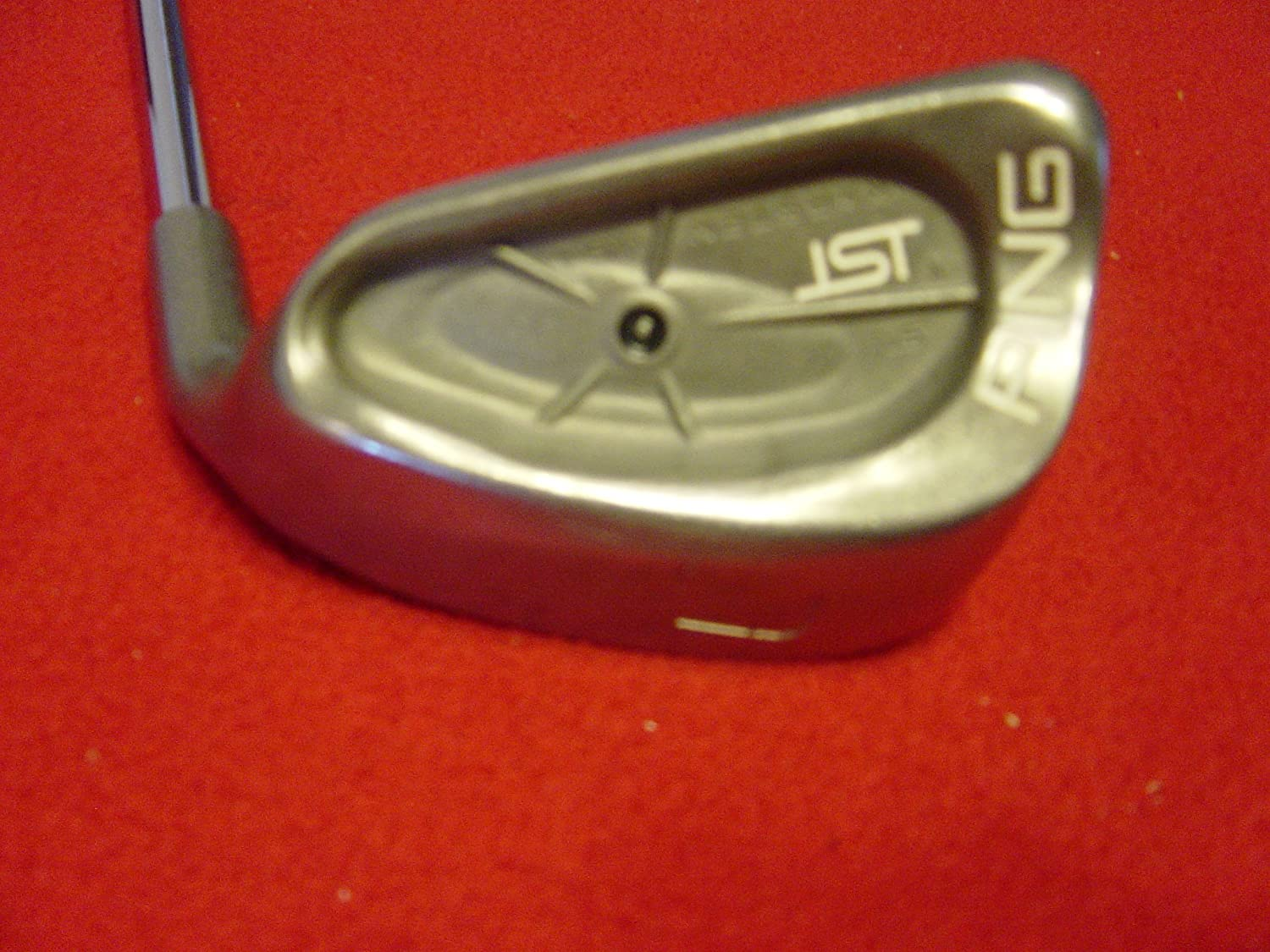 cbb923182014 Used Ping Eye 2 Xg Wedge Sand Sw Steel Stiff Left Black Dot  Amazon.co.uk   Sports   Outdoors