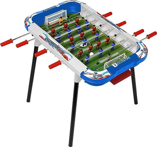 Chicos- Futbolín Strategic Champion 2018 (72458): Amazon.es: Juguetes y juegos