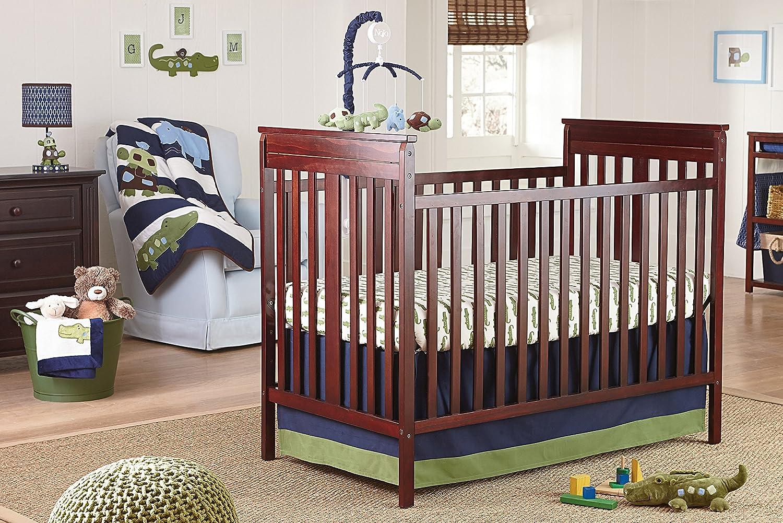 Petunia Pickle Bottom Dreaming in Dax 3 Piece Crib Bedding Set